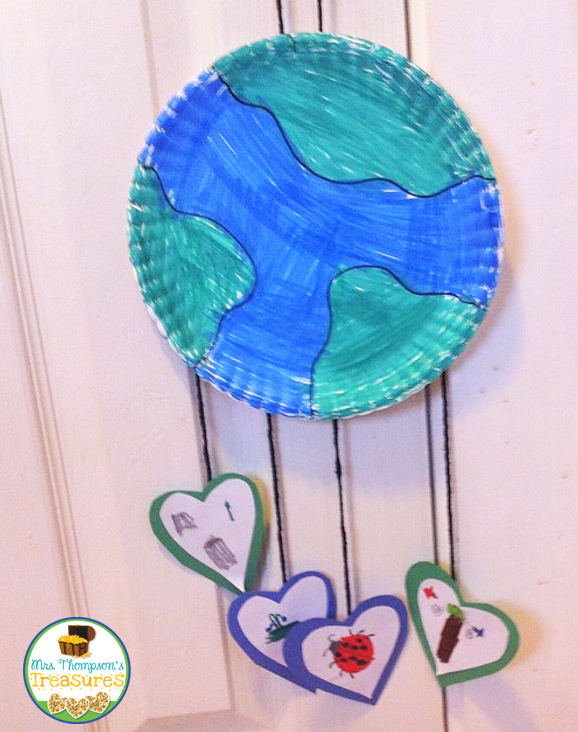 Love The Earth Fun Activities For Earth Day Mrs