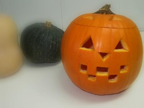 Calabaza de Halloween