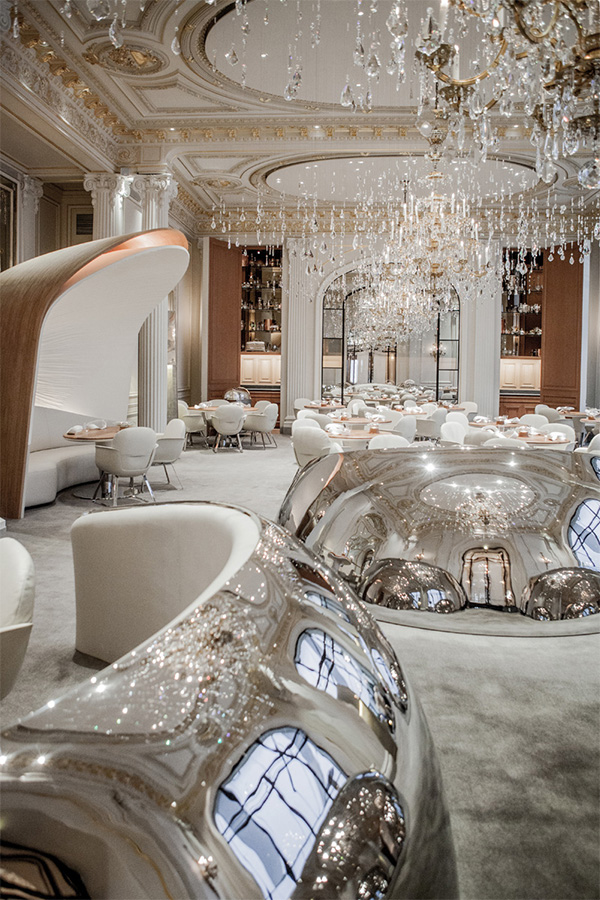 Interiors by jacquin global restaurants with