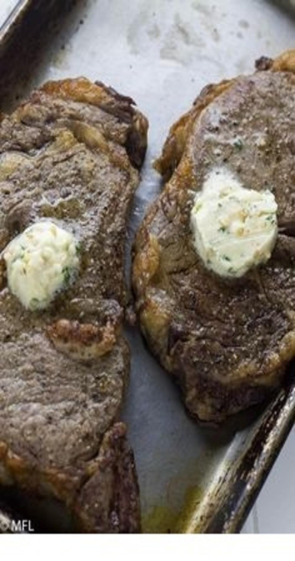 Perfect Air Fryer Steak