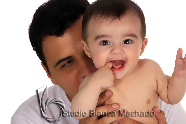 fotos criativas de bebes