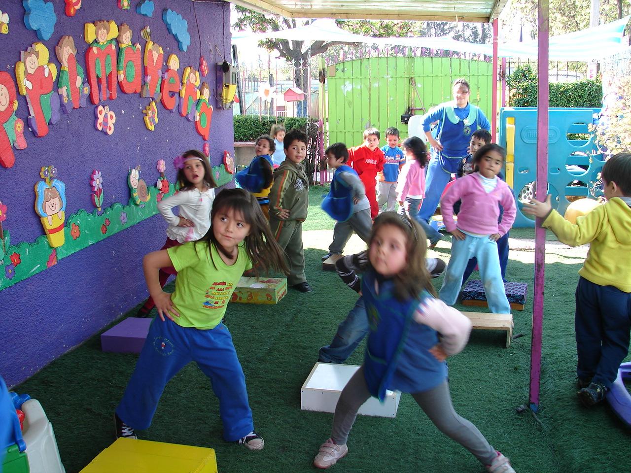 Jard n infantil un mundo de amor febrero 2011 for Adaptacion jardin infantil