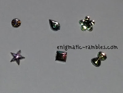 LadyQueen-Rhinestones-Flower-Square-Pentagram-Bow-Drop-Circle