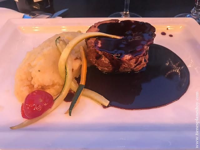 donde Comer en Poitiers Brasserie  viaje Francia diario