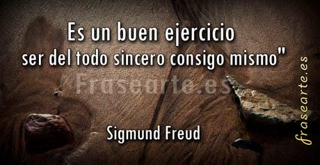 Mensajes motivadores de Sigmund Freud