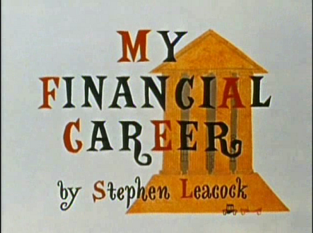 My Financial Career