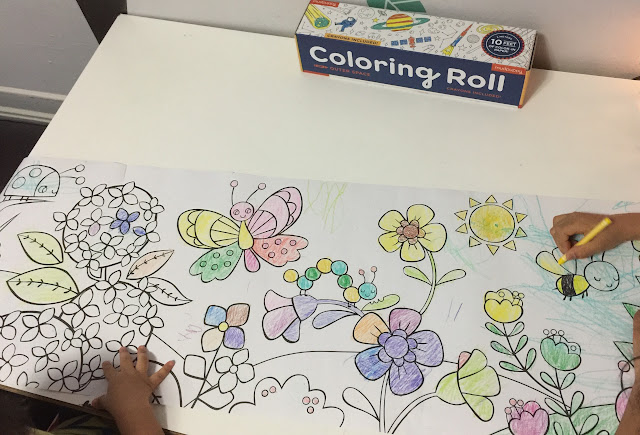 gift for kids who like to color