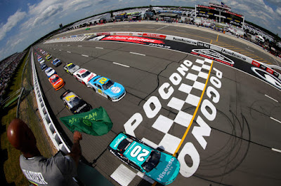 Aero Package Highlights Return to Pocono Raceway