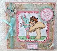 Featured Card at Love To Scrap