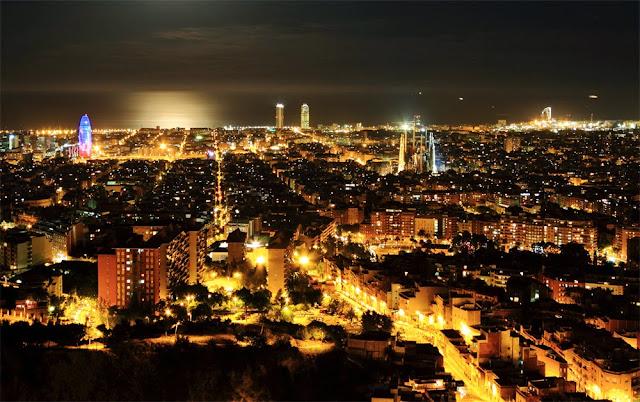 Clima e temperatura em Barcelona | Espanha