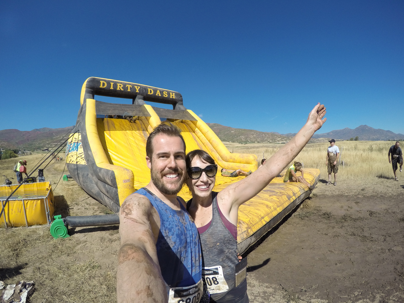 the dirty dash midway utah 2016 Review and tips