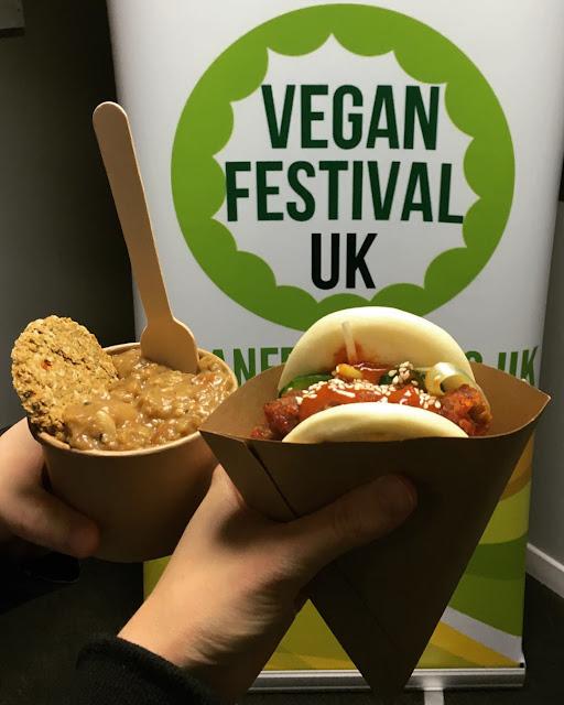 Aberdeen vegan festival - November 2017
