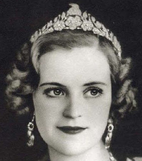 queen geraldine of albania diamond tiara marianne ostier