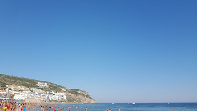 enjoying summer, beach photos, Sesimbra