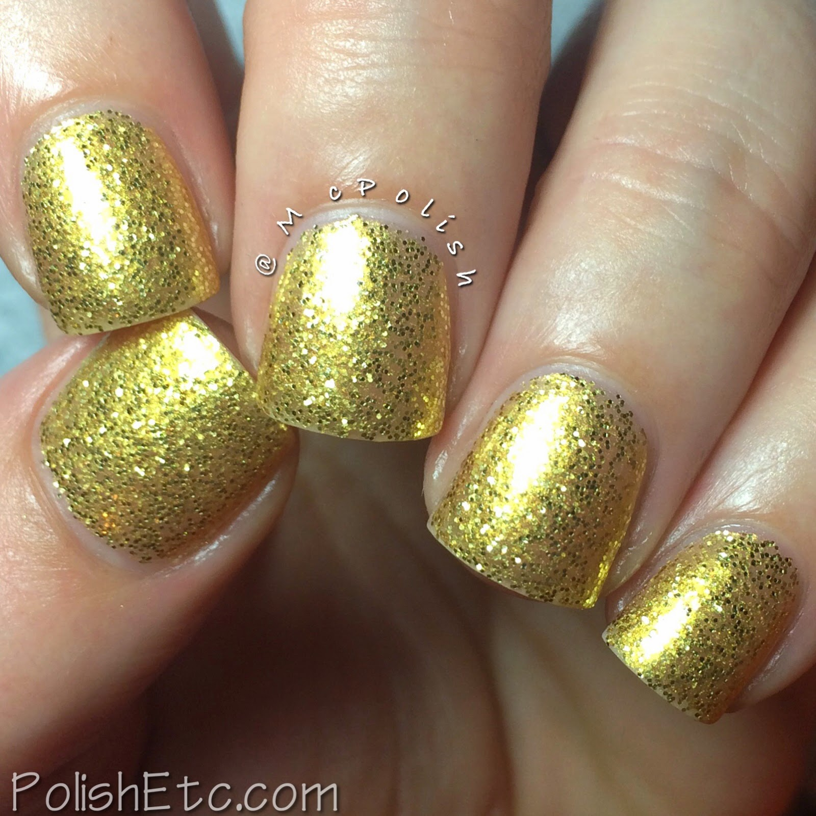 Tillie Polish Glamorous Collection - McPolish - Glam Squad