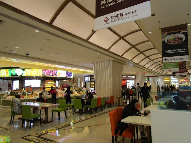 亞洲美食坊 Tastes of Asia(フードコート)