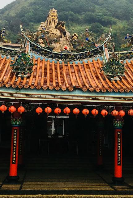 Temples of Taipei