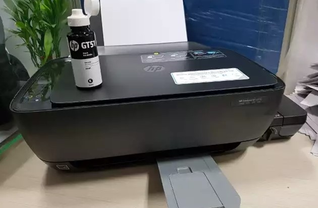 HP Deskjet GT 5820 - Google
