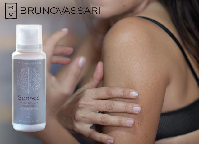 recensione crema corpo Bruno Vassari