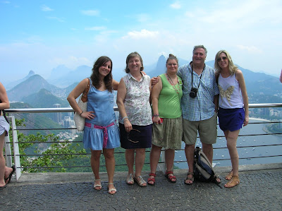 Maños en Río de Janeiro, Brasil, La vuelta al mundo de Asun y Ricardo, round the world, mundoporlibre.com