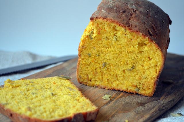chleb-dyniowy Chleb dyniowy z pestkami