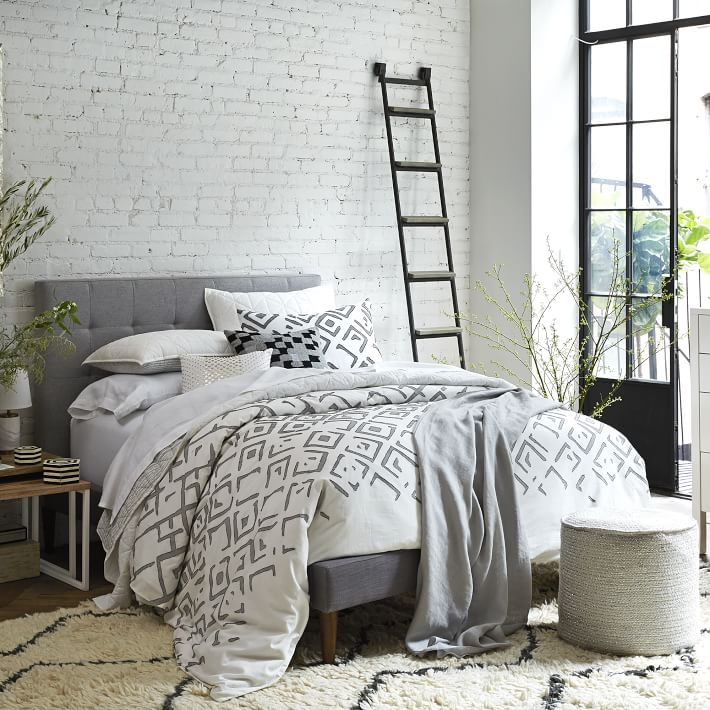How to give your bedroom a TEN minute makeover - Green Valley Nest