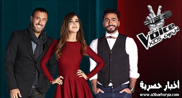 """قناة إم بي سي mbc مصر تعرض الحلقة 2 الثانية برنامج ذا فويس كيدز """"The Voice Kids"""" الموسم الثاني كاملة السبت 9-12-2017"""