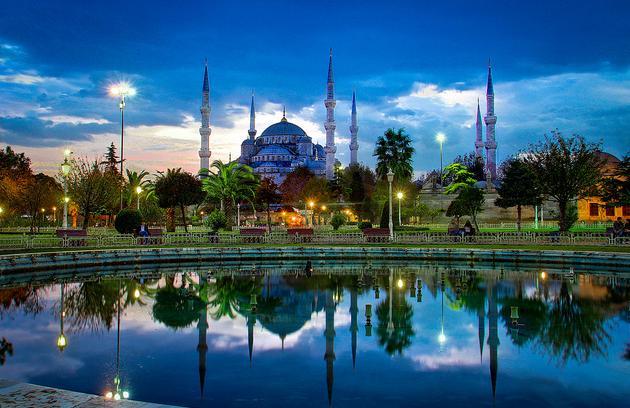 عيد الفطر في تركيا 2018 متابعة موعد صلاة اول ايام عيد الفطر في تركيا