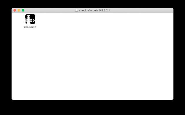 checkra1n beta 0.9.8.2