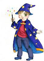 Zauberer Zauberzwerg wizard