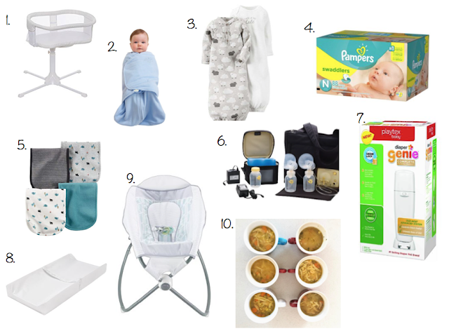 Newborn Essentials - Top Ten Must Haves | My Darling Days