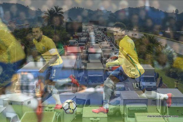 """A """"Greve dos Caminhoneiros"""" e a """"Copa do Mundo"""""""