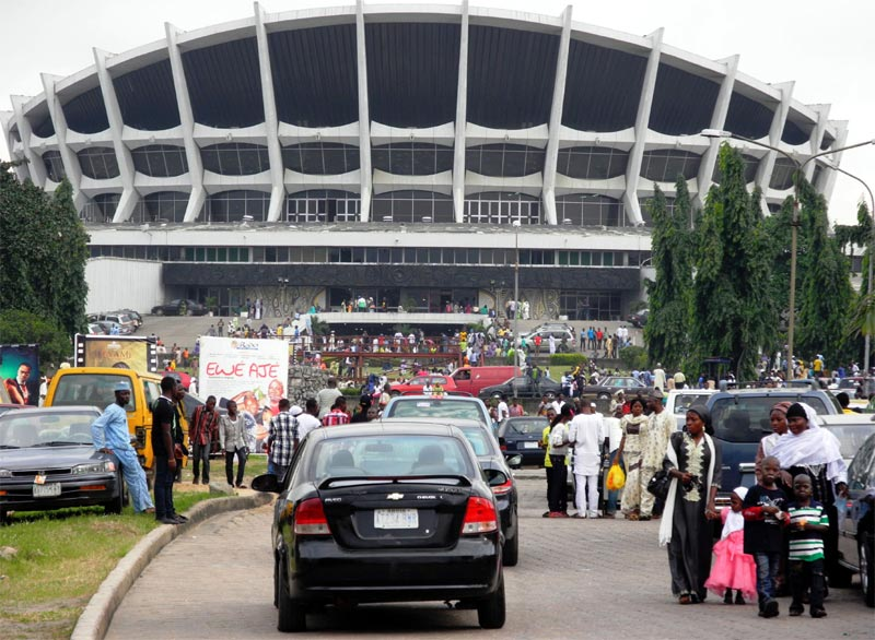 Power authorities disconnect electicity at National Theatre Festac over unpaid 9m debt