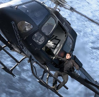 Tom Cruise Reveals 'Mission: Impossible 6' Official Name and new Photos