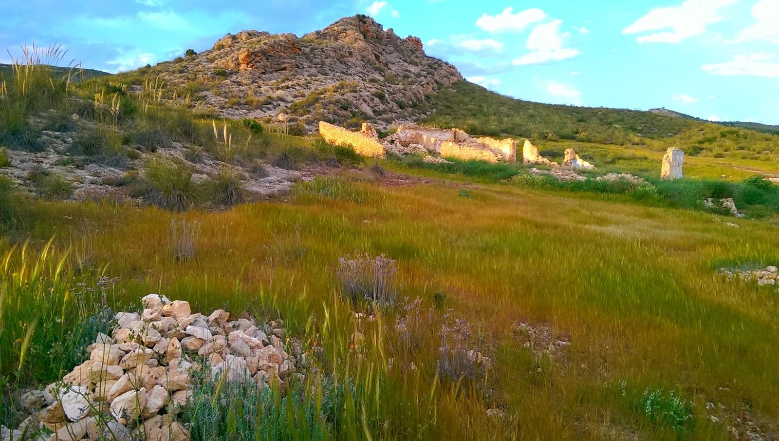 Al pie de la Sierra del Cuchillo