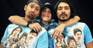 Pemain Utama Film Warkop DKI Jangkrik Boss 2016