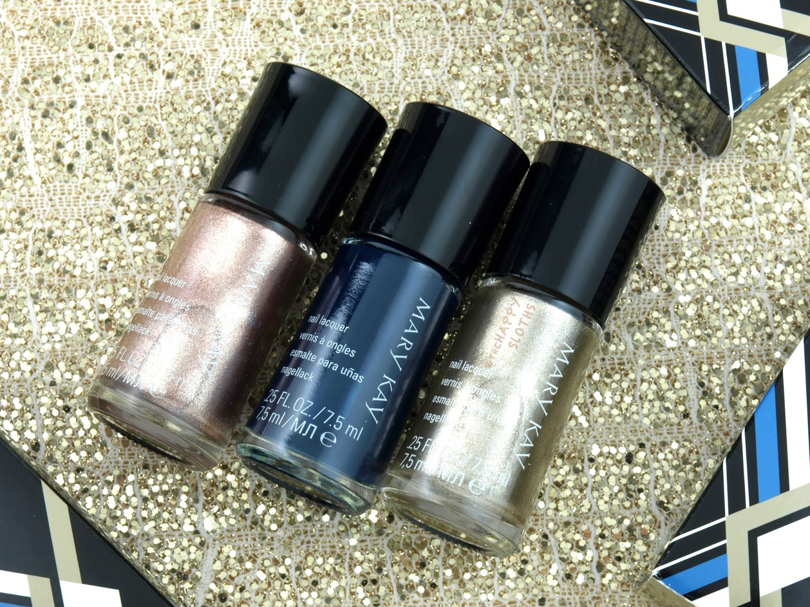 Mary Kay Fall 2016 Runway Bold Collection: Review and Swatches | The ...