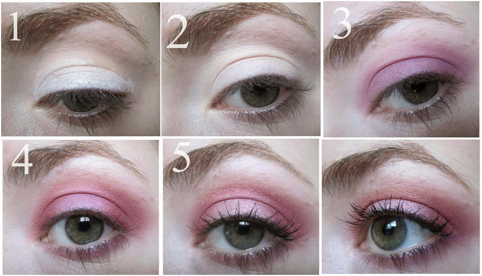 Tutorial: Cranberry Eye Makeup Featuring L'Oreal Infallible Eyeshadows