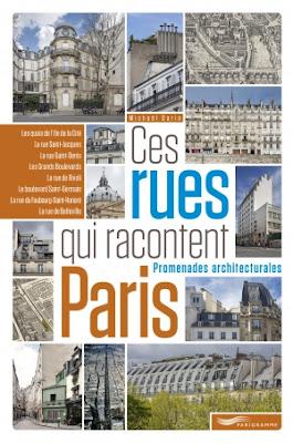 Ces rues qui racontent Paris de Michaël Darin