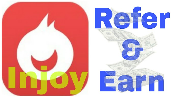 Paytm Loot : INJOY APP- Sign Up Get Rs 50 Plus Rs 10/refer(Instant PAYTM Redeem)   - dargowhar