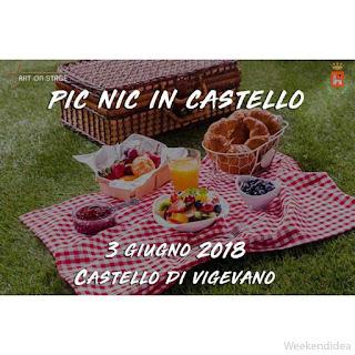 Pic Nic! in castello 3 giugno Vigevano (PV)