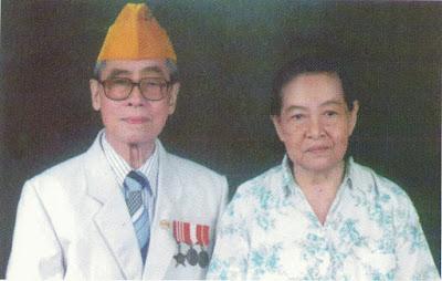 Sejarah Kim Teng dan Istri Tjang Fei Poan