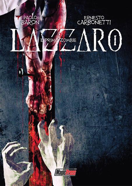 Lazzaro, il primo Zombie