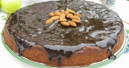 Chocolate and Zucchini Cake Recipe