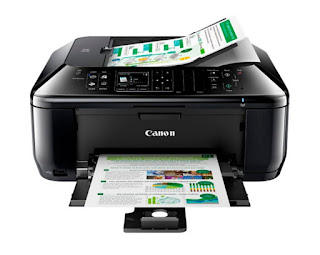 inch LCD covert printer is able for printing the superb prints Canon PIXMA MX527 Drivers Download