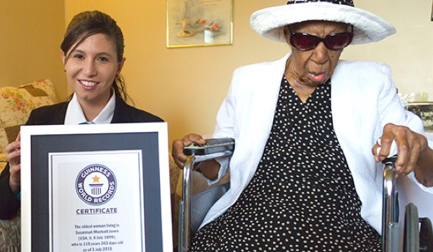 oldest woman in the world dies new york
