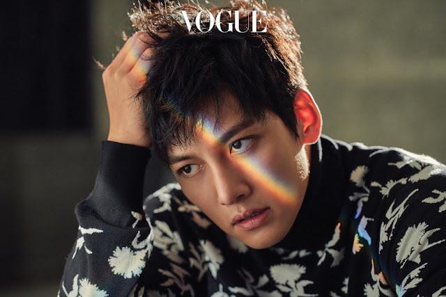 Ji Chang Wook (지창욱) Vogue Pics