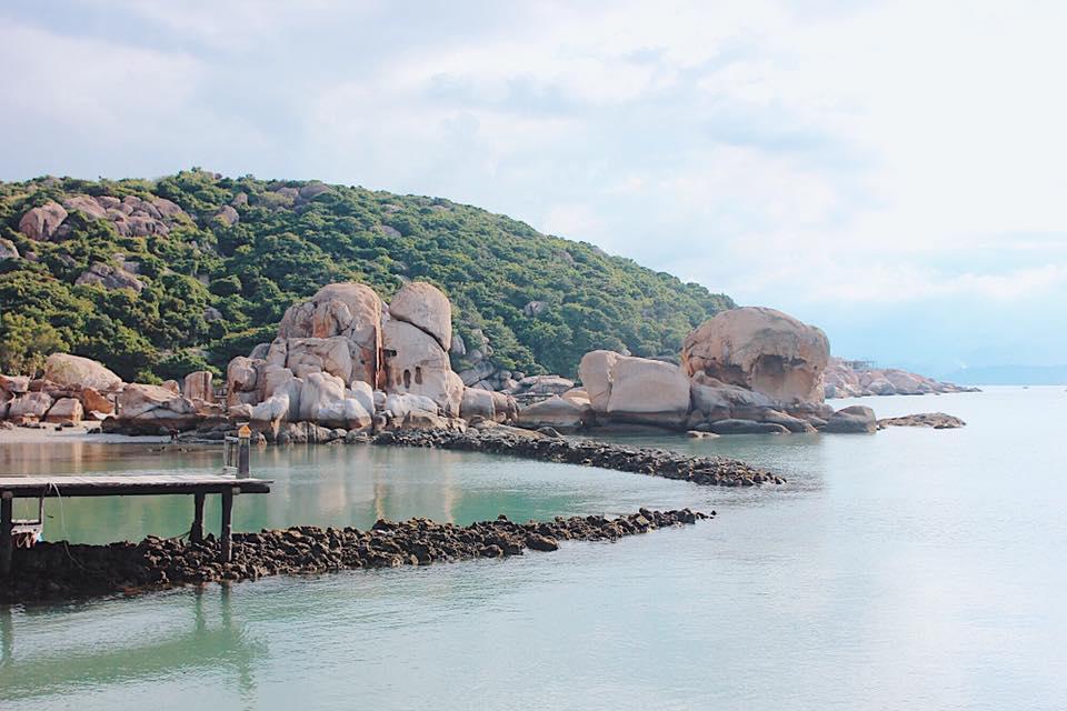 Rất nhiều địa điểm đẹp ở Nha Trang để sống ảo