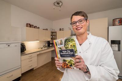 Blij met mijn nieuwe boek 'Grip op Koolhydraten'!