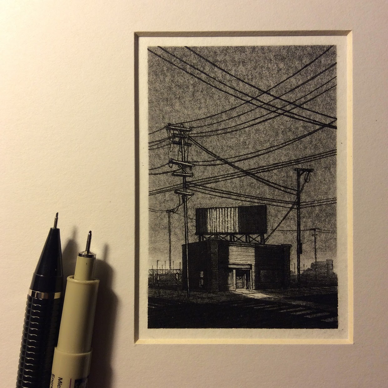 09-Taylor-Mazerhas-Miniature-Pencil-and-Ink-Drawings-with-a-lot-of-Detail-www-designstack-co